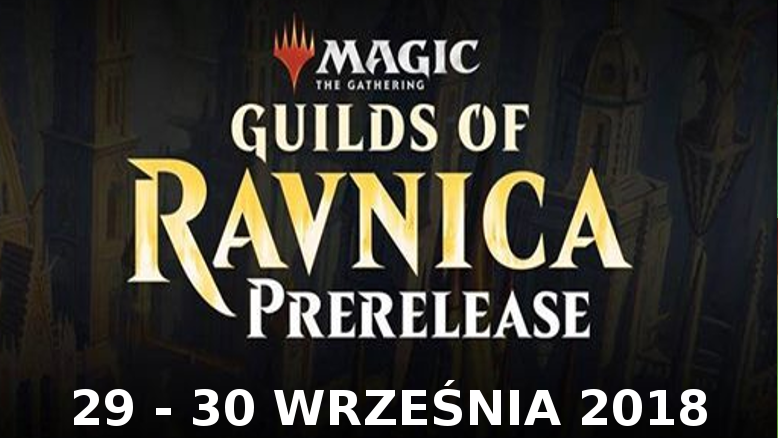 Magic The Gathering Guilds of Ravnica