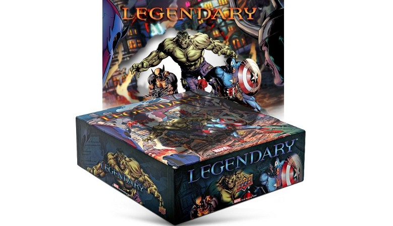 Legendary Marvel Deckbuilding Game