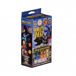 DC Dice Masters: Worlds Finest - Starter Set