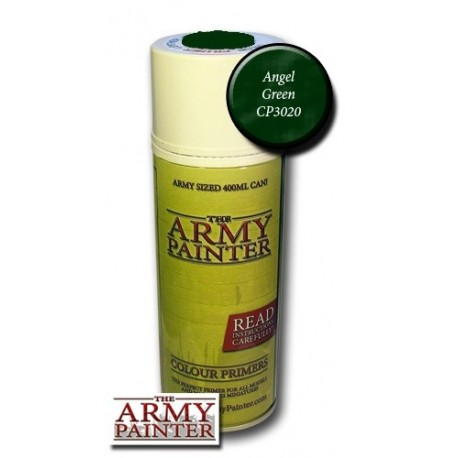 Army Painter Primer Angel Green (spray)