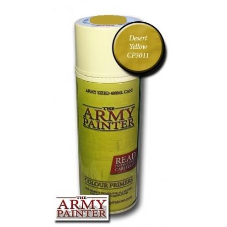 Army Painter Primer Desert Yellow (spray)