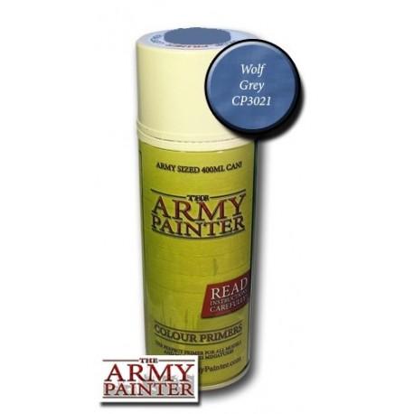 Army Painter Primer Wolf Grey (spray)