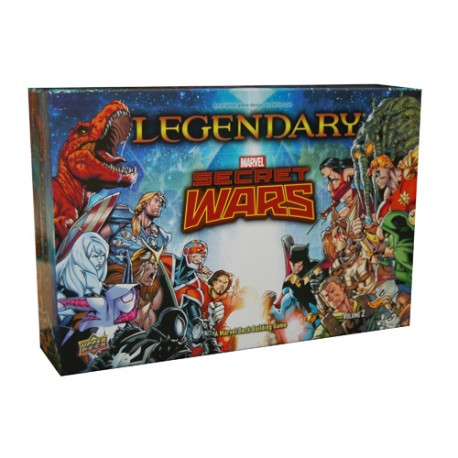 Legendary: Secret Wars Vol 2 Exp