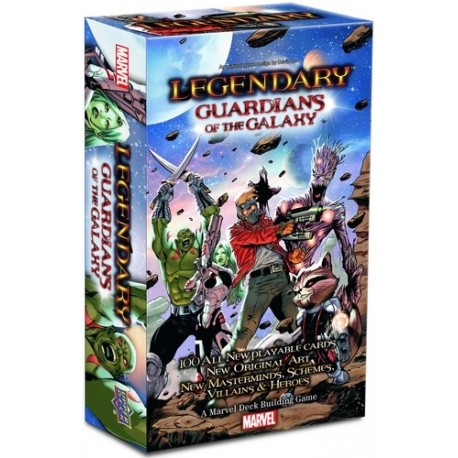 Legendary: Guardians of the Galaxy
