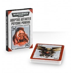 Psychic Powers: Adeptus Astartes Eng (7th edition)