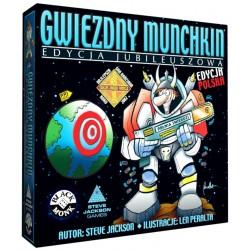 Gwiezdny Munchkin (edycja jubileuszowa)