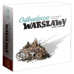 Odbudowa Warszawy 1945-1980