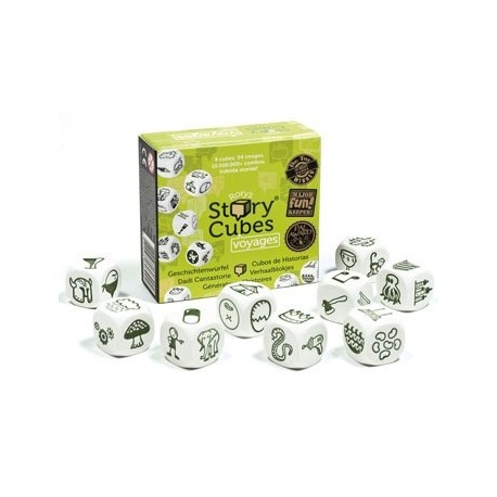 Story Cubes: Voyages