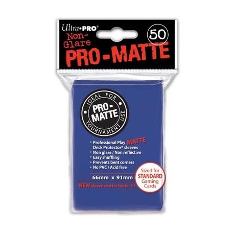 Deck Protector - Pro-Matte Non-Glare Blue 50 (niebieski)