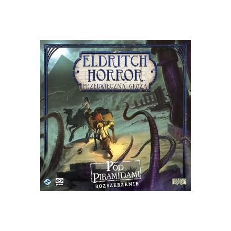 Eldritch Horror: Przedwieczna Groza – Pod Piramidami