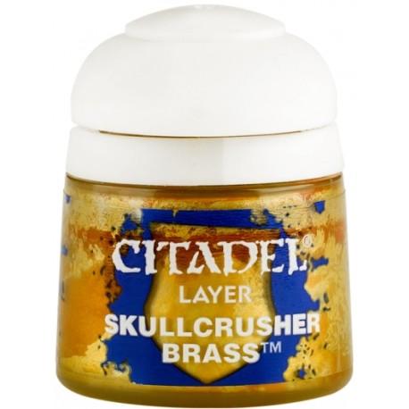 Layer: Skullcrusher Brass 12ml