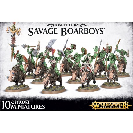 Bonesplitterz Savage Boarboys
