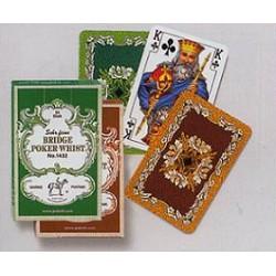 Karty Liście Dębu - Bridge Poker Whist