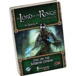 Lord of The Rings LCG: The Barrow Downs Quest
