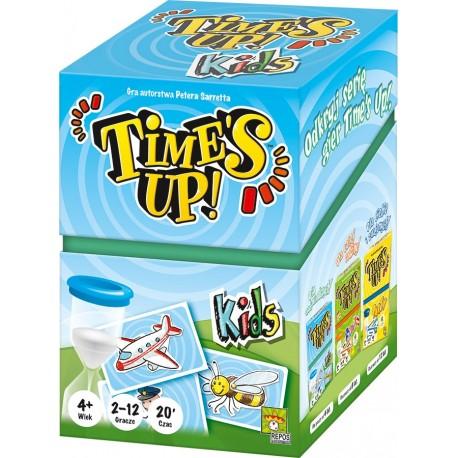 Time's Up! Kids (druga edycja)
