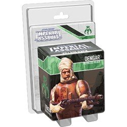 Imperial Assault: Dengar Villain Pack