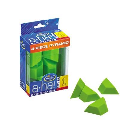 A-Ha! 4-T Puzzle łamigłowka