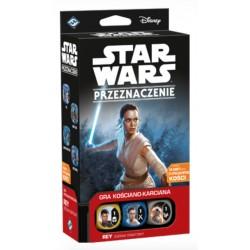Star Wars: Przeznaczenie - zestaw startowy Rey
