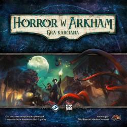 Horror w Arkham LCG: Gra karciana - zestaw podstawowy
