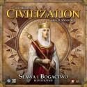 Sid Meier's Civilization: Gra planszowa - Sława i Bogactwo