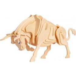 Łamigłówka drewniana Gepetto Byk (Bull)