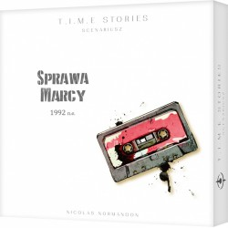 T.I.M.E Stories: Sprawa Marcy