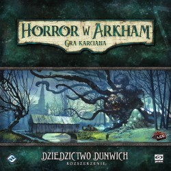 Horror w Arkham LCG: Dziedzictwo Dunwich