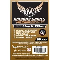 MAYDAY Koszulki Magnum Copper Premium(65x100mm) 80