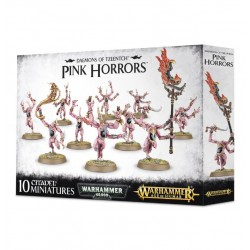 Daemons Of Tzeentch Pink Horrors