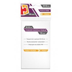 Koszulki Rebel Standard European Premium(59x92) 100szt