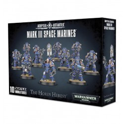 The Horus Heresy: Mark III Space Marines