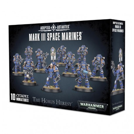 The Horus Heresy: Tartaros Terminators
