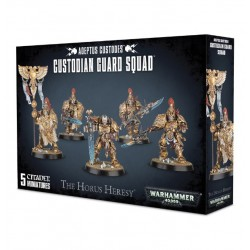 The Horus Heresy: Adeptus Custodes Custodian Guard