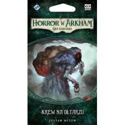 Horror w Arkham LCG: Krew na Ołtarzu
