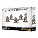 Kharadron Overlords Grundstok Thunderers