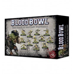 The Scarcrag Snivellers Blood Bowl Team
