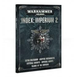 Warhammer 40000 Index: Imperium 1 (english)