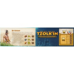 Tzolkin - Tribes & Prophecies - Ek Chuah (edycja polska)