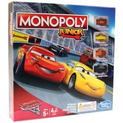 Monopoly Junior Auta 3