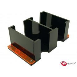 e-Raptor Podajnik na karty 2L Solid czarny