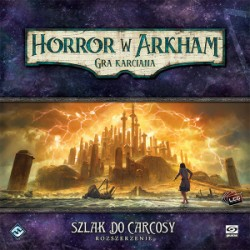 Horror w Arkham LCG: Szlak do Carcosy