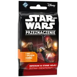 Star Wars: Przeznaczenie - Imperium w stanie wojny, zestaw dodatkowy, booster