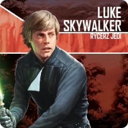 Imperium Atakuje: Luke Skywalker, rycerz Jedi