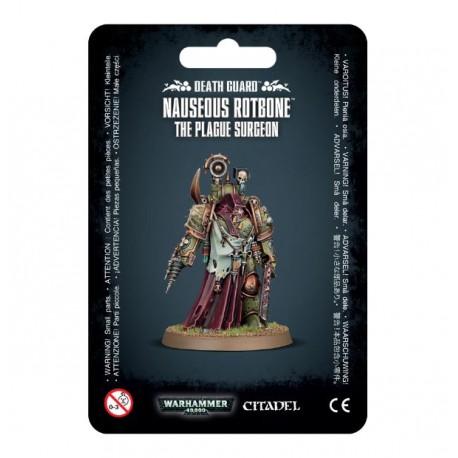 Death Guard: Scribbus Wretch, the Tallyman