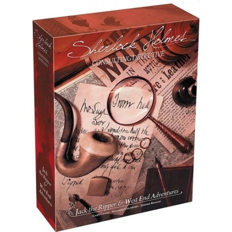 Sherlock Holmes Consulting Detective : Jack the Ripper & West End Adventures