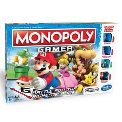 Hasbro Monopoly Gamer wersja PL Mario