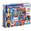 Naukowa Zabawa: Ciało ludzkie (Clementon)