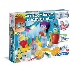 Naukowa Zabawa: Moje labolatorium chemiczne (Clementoni)