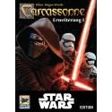 CARCASSONNE STAR WARS PL - rozszerzenie 1