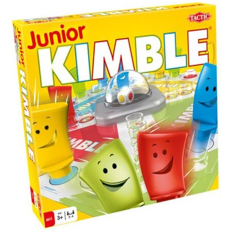 Kimble- Junior actic - chińczyk